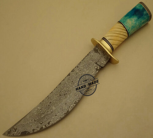 Damascus-Hunting-Knives-011311