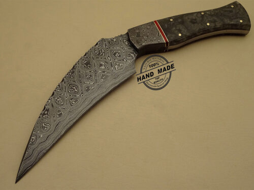 Damascus-hunting-knife-011269