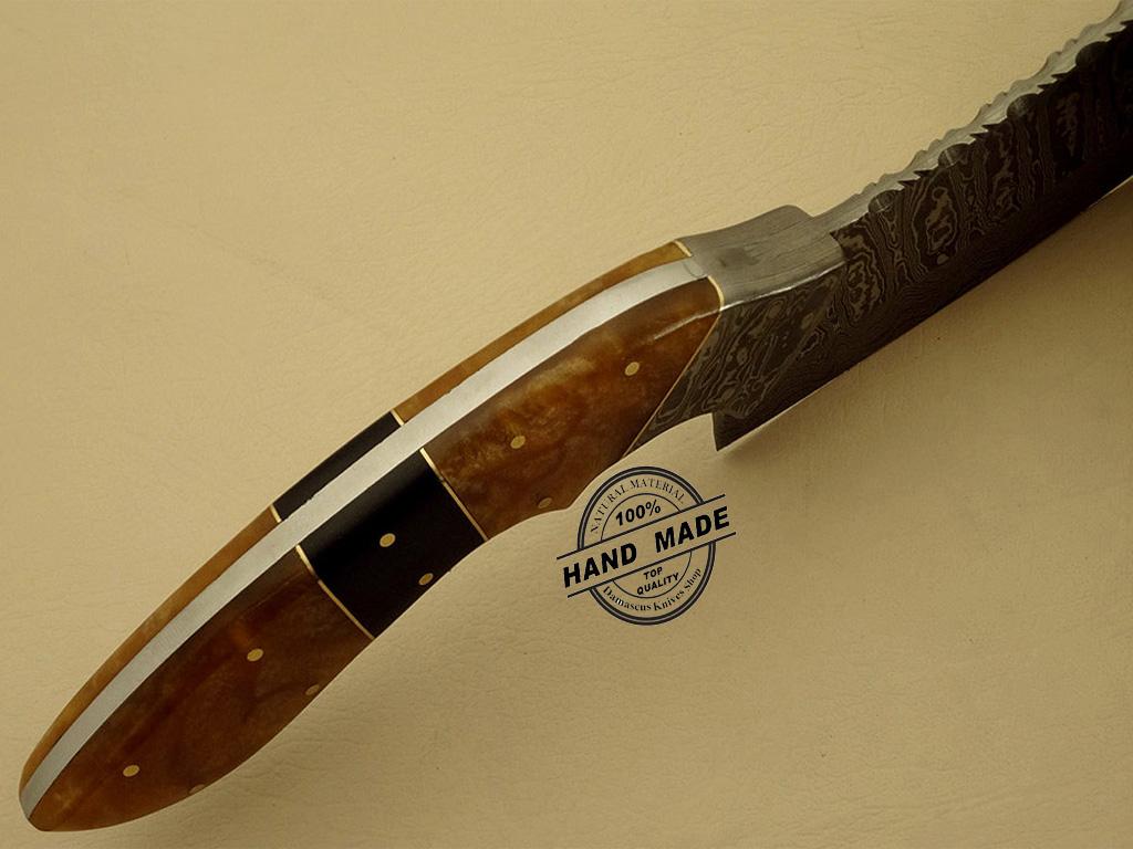 best damascus chef s knife custom handmade damascus steel