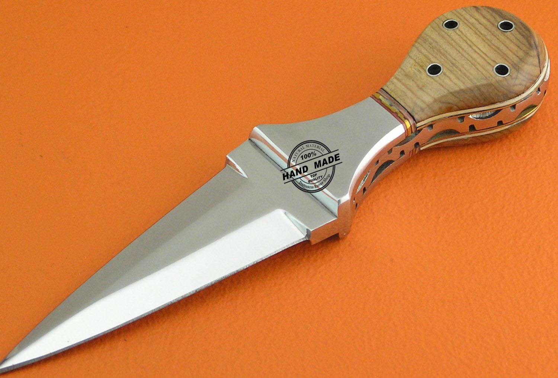 Stainless Steel Skinner Knife Custom Handmade Hunting Knife