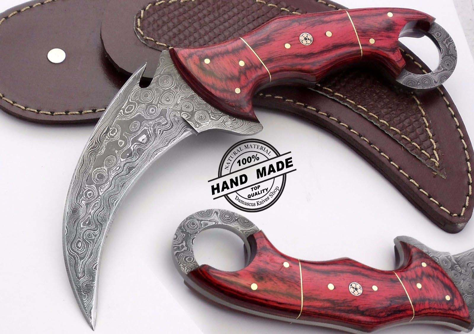 Review Double Edge Kitchen Knife