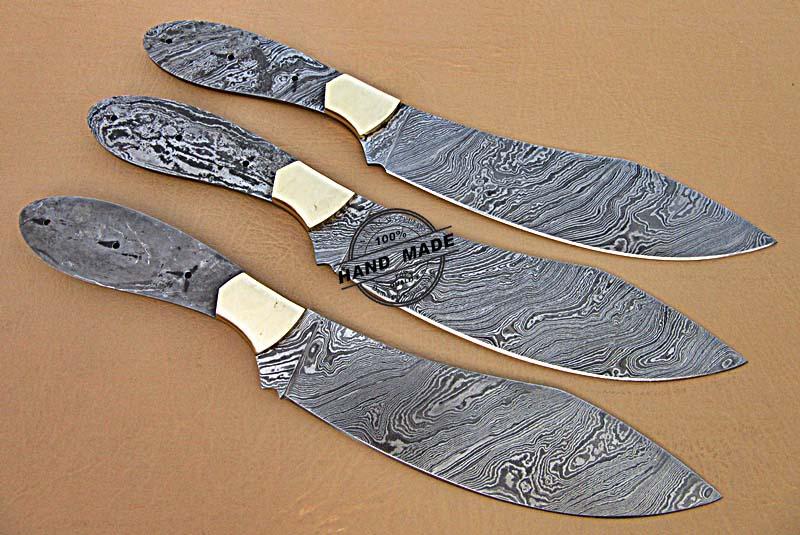 Kitchen Knives Blank
