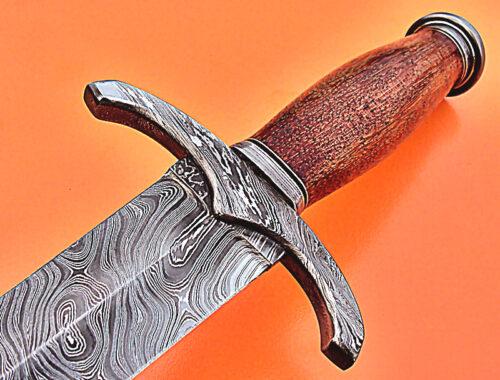Damascus Sword Knife