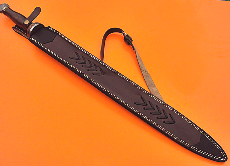Damascus Sword