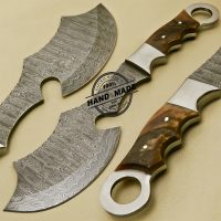Damascus Hatchet