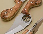 Finger Skinner Knife