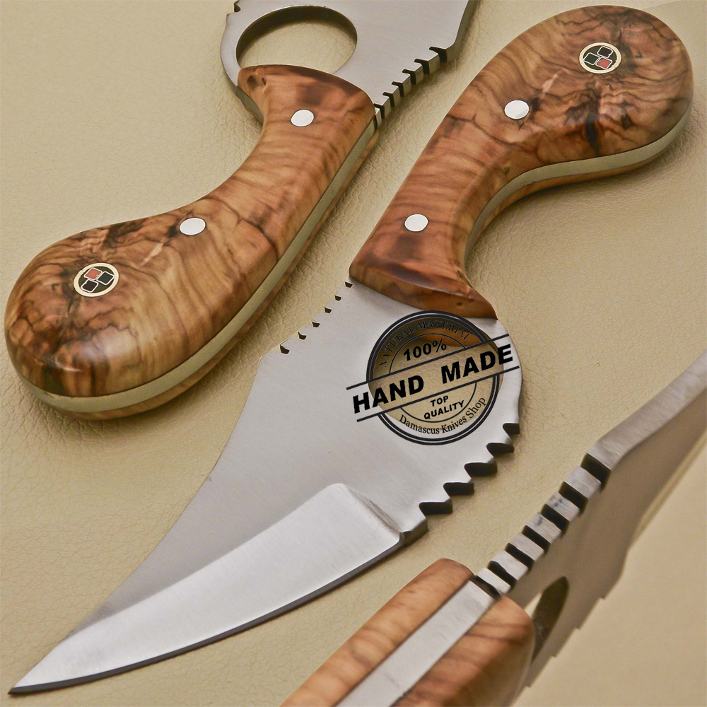 Finger Skinner Knife