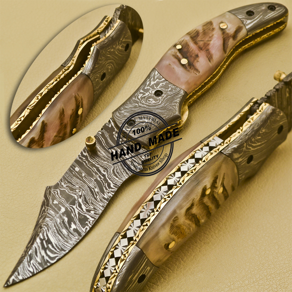 Folding Liner Lock Knife