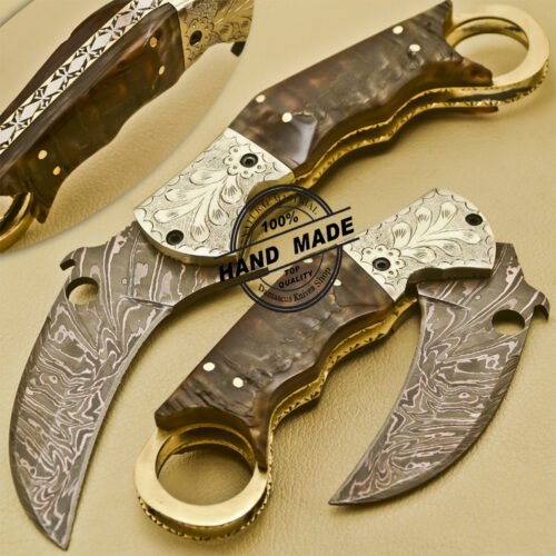 Folding Karambit Knife