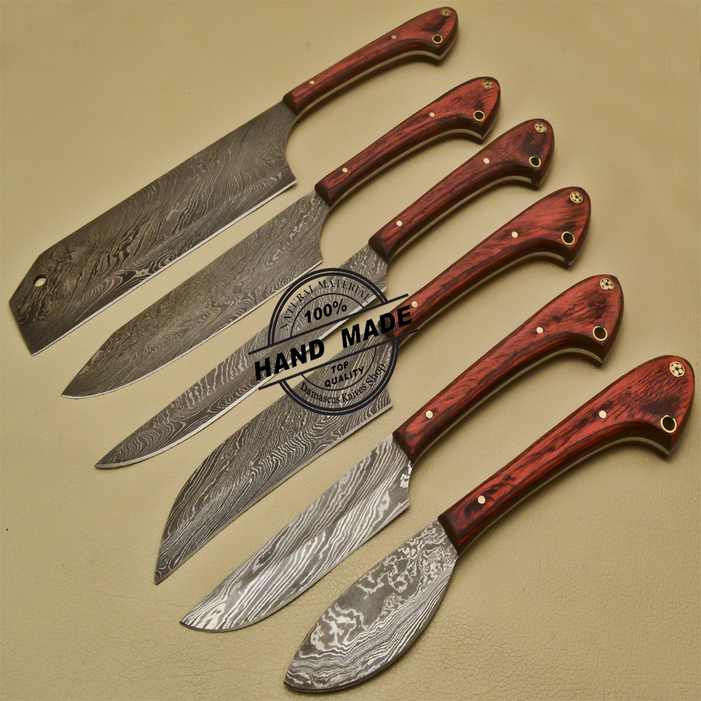 Damascus Kitchen Set