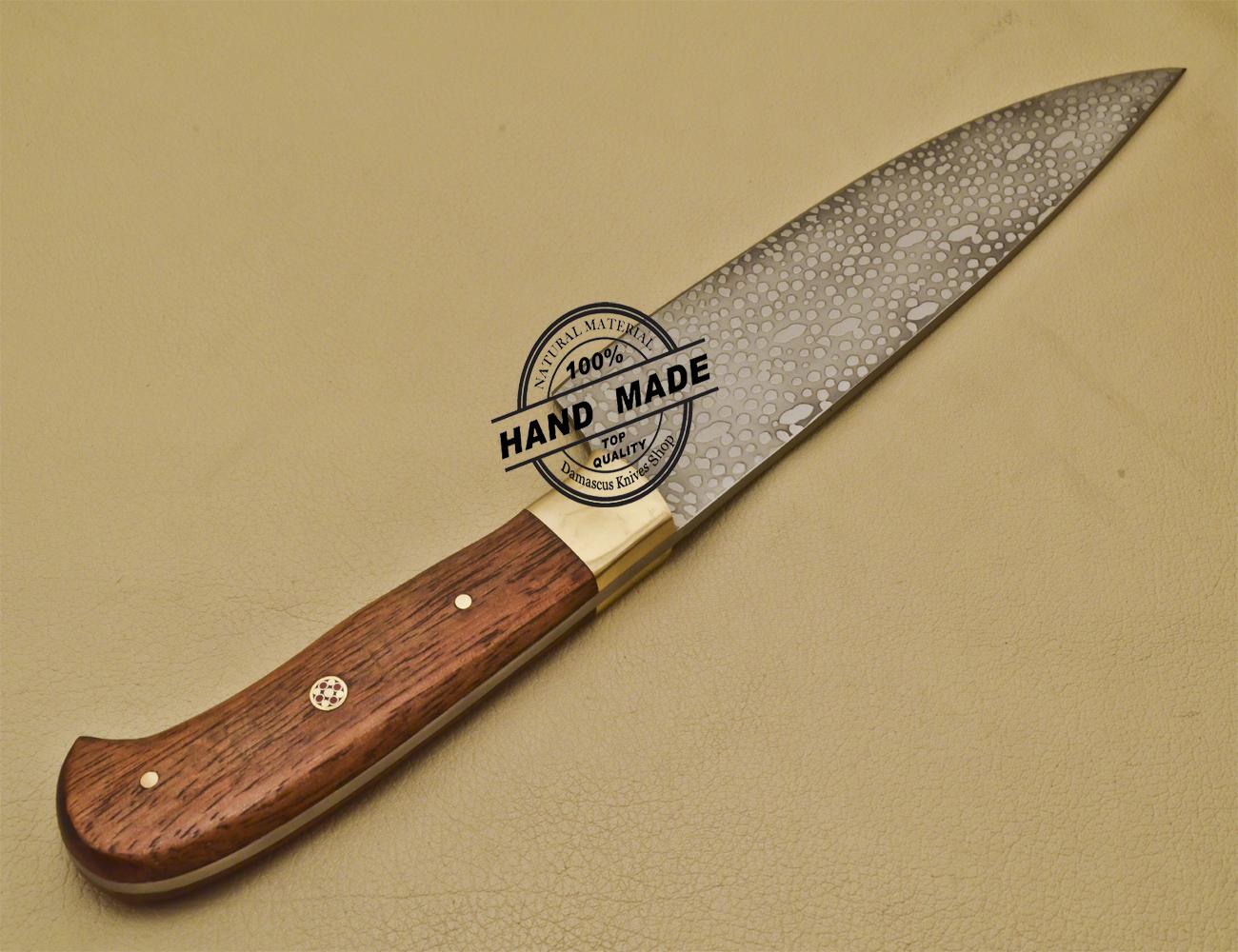 Kitchen Knife Custom Handmade Stainless Steel Kitchen Knife
