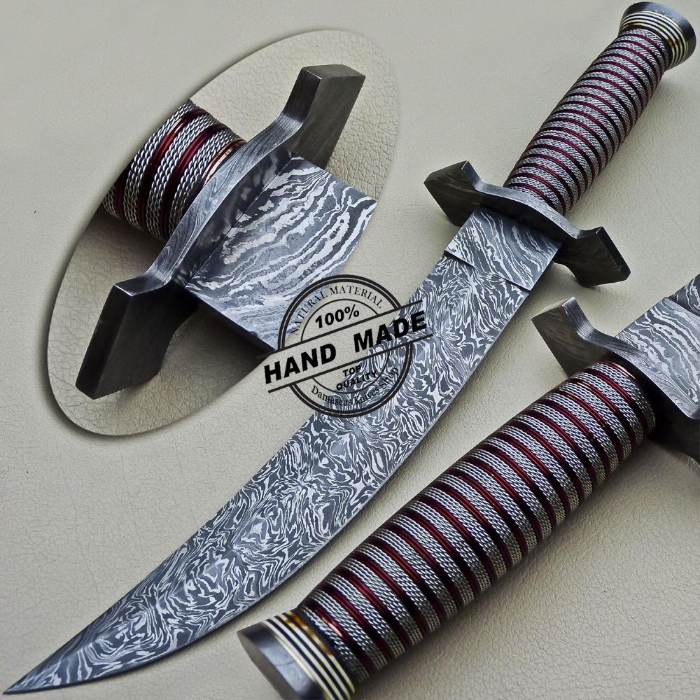 Damascus Dagger Kalpan