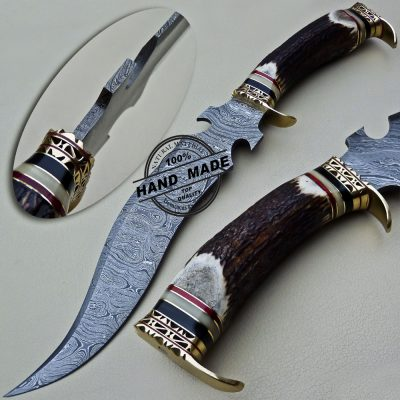 New Damascus Bowie