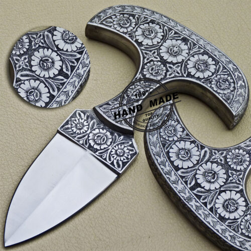 Push Dagger Knife
